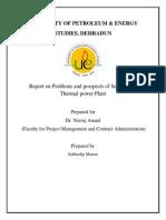 Problemsandprospectsofsettingupathermalpowerplant1 130411061646 Phpapp02 (1)