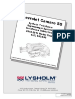 Chevrolet Camaro SS Owner's Manual