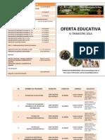 Oferta Educativa Con Diseño IV Trimestre