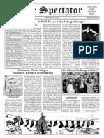 The Stuyvesant Spectator Issue 7