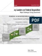A Guide for Agency Leaders on Federal Acquisition