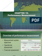 Chapter 15 - Performance Measurement