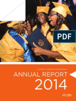 DC Public Charter School Board 2014 Annual Report