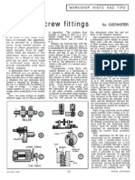 Differential Screw Fittings
