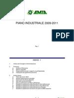 Piano ale CDA Amia 656 Allegato AMIA SPA Piano ale 2009-2011