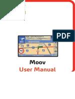 Mio Moov 100, 200, 300, 500 Manual En