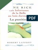 Anne Rice - La Punition