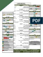GCS Calendar 14-15