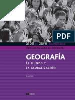 Geografía_El Mundo y La Globalización