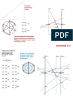 Kinematika & Dinamika Mesin - mencari jumlah titik pusat kecepatan sesaat