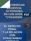 relacindelderechopenalconotrasramasjuridicas-121027210522-phpapp01