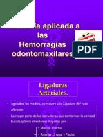 Anatomia Aplicada a Las Hemorragias