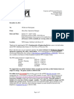 2012 FE Student Course Info