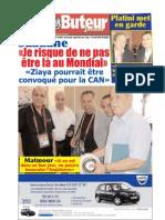 LE BUTEUR PDF du 06/12/2009
