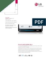 BE08LU20 Spec Sheet