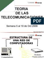 Semana 5 Al 10 Oct 2009 - Teoteleco