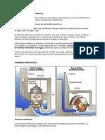 Turbinas y Energía Hidroeléctrica