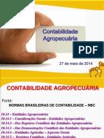 Aula 8 - Contabilidade Rural 2014