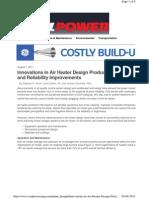 Air Heater Power Magzine