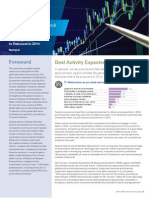 2014 m a Outlook Survey Report