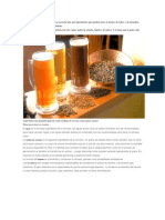 Receta Para Preparar Cerveza Casera
