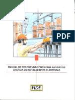 Cap2-Manual de Recomendaciones Para Ahorro de Energia en Instala