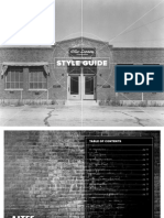 Altec Lansing Style Guide Digital