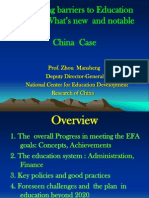 Zhou Educational for All