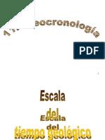11.- Geocronología