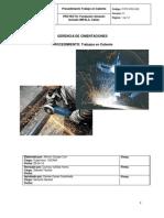 Procedimiento de Trabajos en Caliente PYFP-PRO-029 Rev. 01