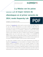 KL Presenta Panorama de Amenazas en America Latina_SP