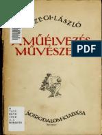 Kőszegi László - A Műélvezés Művészete
