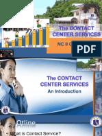 The Contact Center Services