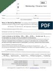 CRAG Membership Form