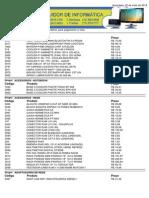 Tabela 2 20 de Maio de 2014