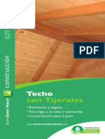 SCH Techo Con Tijerales