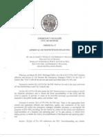 Detroit EM - Order No 17 - Approval of Post-Petition Financing