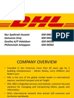 Dhl Strategy Model