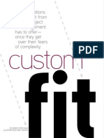 Custom Fit Electronic Resource . by Sarah Fister Gale ; Illustration by Matt Kenyon.