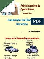 UNIDAD 3- Desarrollo Del Producto
