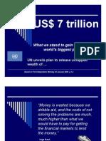 US$ 7 Trillion
