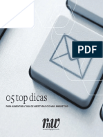 5 Top Dicas Para Aumentar a Taxa de Abertura Do E-mail Marketing