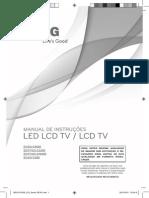 Manual Tv 3d
