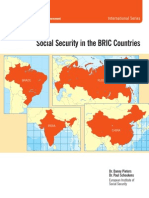 Social Security in the BRIC Countries