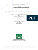 Summer Internship Report of Koubraxxh1