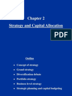 Chapter 2 Strategy and Capital Allocation