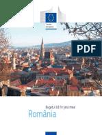 Bugetul UE in Romania