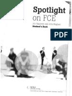 Spotlight on FCE Student 39 s Book