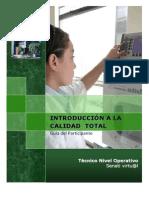Manual Intoduccion Calidad U1