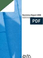 ZARA Rassismus Report 2008 - Österreich